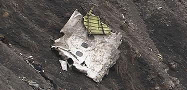 """부기장의 '자살비행' 추측 """"독일여객기, 의도적 추락"""""""
