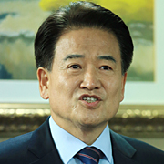 """정동영 """"문재인은  나한테 할 말 없다"""""""
