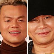 박진영·양현석 뭐라는지 통역해줘