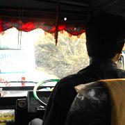 '시바신이 보우하사' 버스는 더욱 난폭해졌다