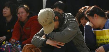 """세월호 참사 유족들 """"참다 참다...삭발합니다"""""""