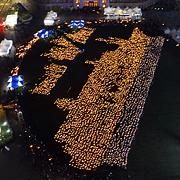 """지구촌 향한 '거대 촛불' 미국인 응답 """"한국 정부 잘못"""""""