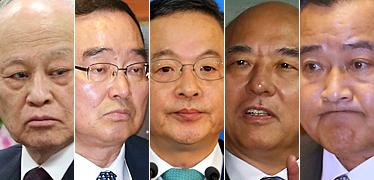 박근혜 정부 '총리 잔혹사'  집권 3년차 6번째 총리 지명