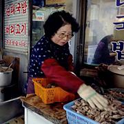 만원짜리 한 장 해장·이발·커피 끝