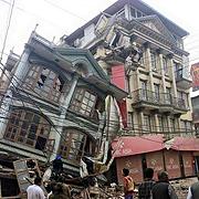 네팔 최악 대지진 사망자 1500명 넘어