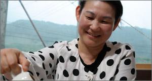 '어렵다'는 서도소리 꿋꿋하게 지키는 한 여인