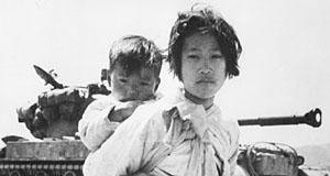 한국전쟁, 그치지 않은 눈물