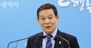 """취임 1년 윤장현  """"박원순도 '1년 반은  해야한다'고..."""""""