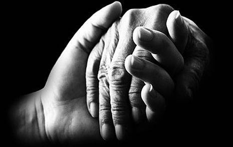 전과 11범 노인의  사회안전망이 된 아내