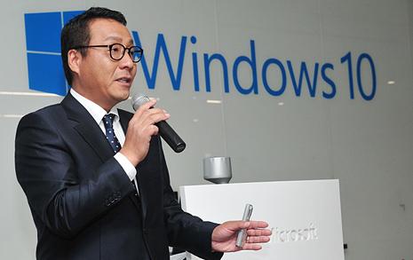 '공짜' 윈도우10 한국선 매력 없다