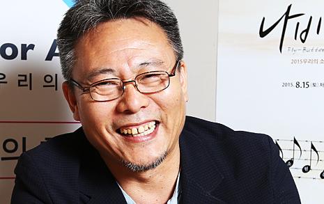 """""""'피바다' 연주 제안 그때 비로소 통일대박"""""""