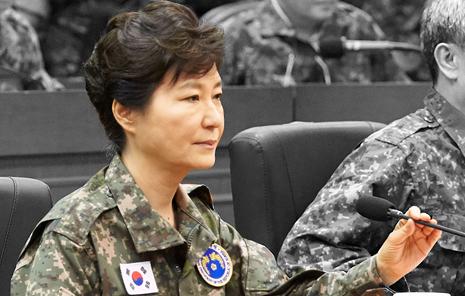 박 대통령 지지율 여론조사의 이면