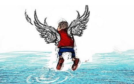 세 살 꼬마 죽음 앞에 전 세계 SNS는 추모중