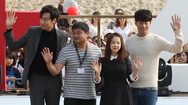 영화 <돌연변이> 주역, 부산 팬들과의 뜨거운 만남
