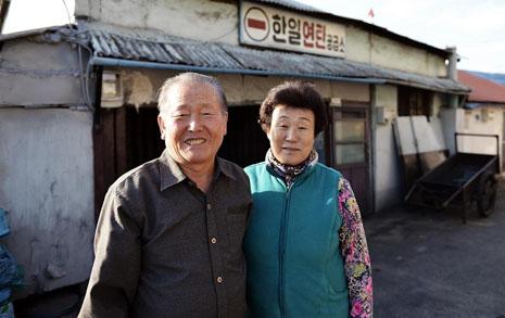 """""""연탄 배달 40년 재밌어 팔순돼서도 하네"""""""
