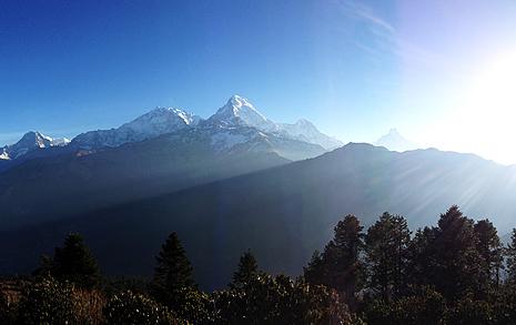 네팔 트레킹 사진 보면 가고 싶어진다
