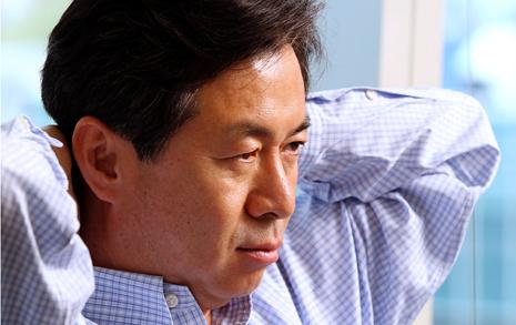 """""""YS의 정치적 아들?  김무성은 직계 아니다"""""""