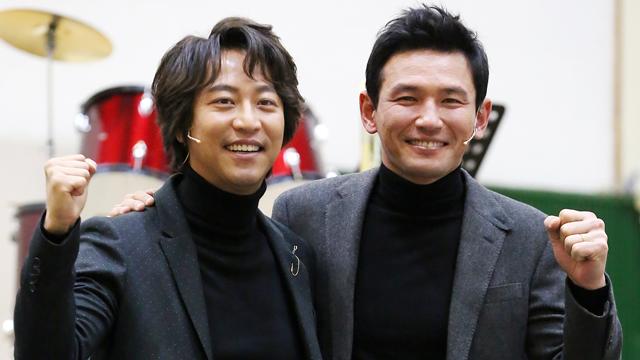 '오케피' 황정민-오만석, 뮤지컬 흥행보증수표!