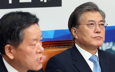 종일 성명전 '문안박' 기로 선 새정치
