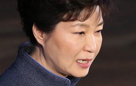 알고보니 '유체이탈' 박근혜 유네스코 연설