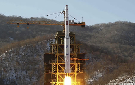 북한, 장거리 미사일 발사 청와대, NSC 긴급 소집