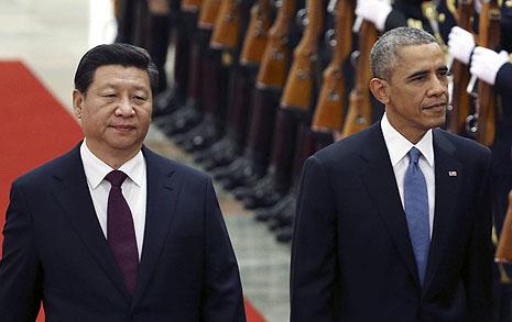 미국·중국의 정면충돌 '압록강 전선' 복원하라