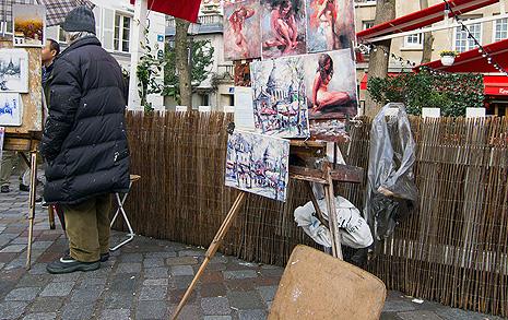 파리 유적지 앞에 '오줌 개천'이라니...