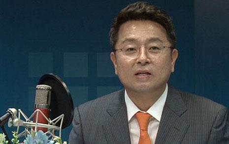 """""""반기문은  친박의 페이스메이커"""""""