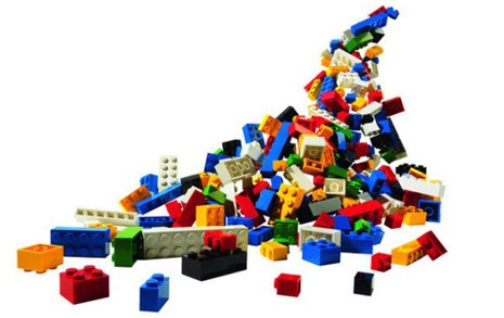 여섯 살도 학원 간다 160만원 레고 배우기