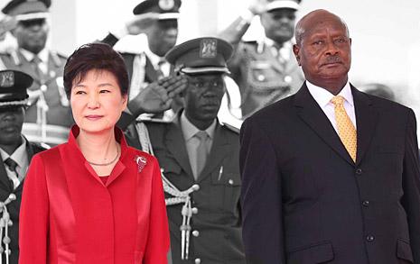 우간다의 '북한 협력중단'  누구 말이 맞을까