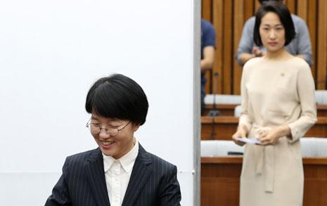 '리베이트' 당시 책임자  박선숙 아니라 이태규
