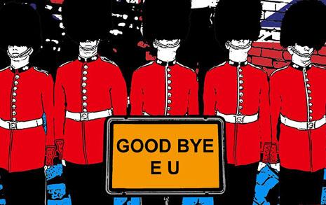 영국의 이별통보,  왜 슬픈 예감은 틀린 적이 없나