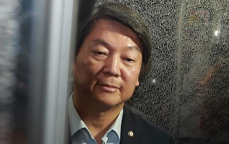 """""""당 간판 내려갔다""""  안철수 사퇴 고집한 이유"""