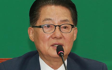박지원의 '호남연정론' 비난만 할 수 없는 이유