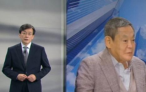 '삼성' 금기 깬 손석희 그의 고민을 봤다