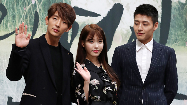 '달의 연인-보보경심 려' 이준기-아이유-강하늘, 사랑경쟁?