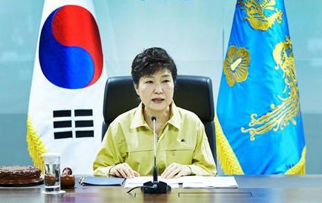 북한 모른다고  실토한(?) 박 대통령