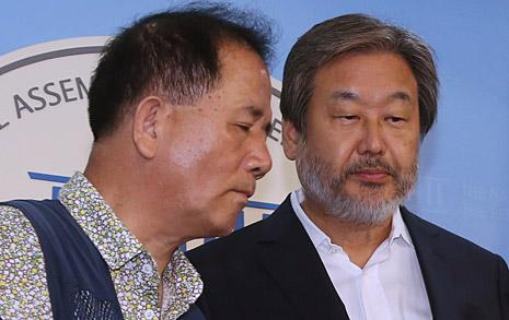 """김무성, 327일만에 사과 """"오보 확인없이 발언해"""""""