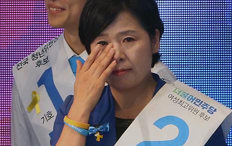 양향자·김병관의 약진  민주화세력에 대한 경고?