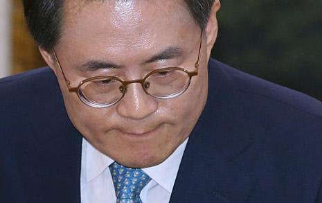 김재수 장관도  미르 재단 연루?