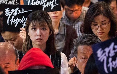 """""""민주주의 죽음 너무 잔인하게 깨달았다"""""""