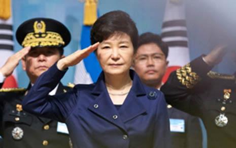 박근혜 대통령 기념사 '예비군 사령부' 만들겠다