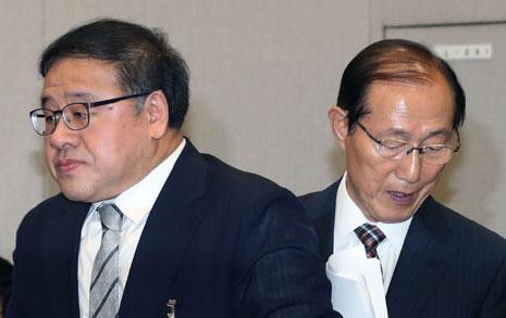 """청와대 """"대통령과 최순실  아는 사이, 절친은 아냐"""""""