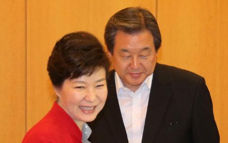 박근혜-김무성의 속셈 천하가 다 안다