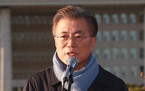 """문재인 """"탄핵 부결  걱정되지만 반대 못할 것"""""""
