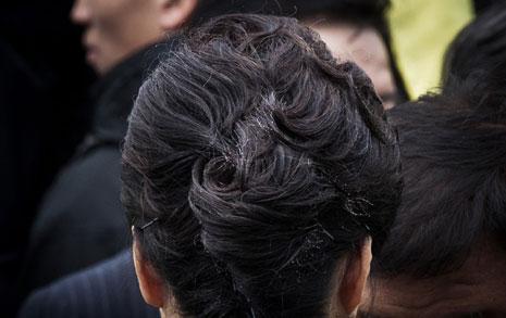 12년 전에 예고한 박근혜  '후카시 머리'의 비극