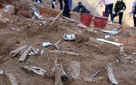 국가가 죽인 민간인들, 왜  유가족이 유해 발굴하나