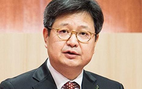 '밀실 취임식' MBC 사장 '유체이탈' 취임사