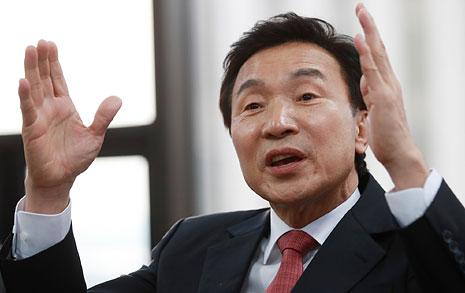 """DJ·YS 때 패권주의 존재  지금은 용납할 수 없어"""