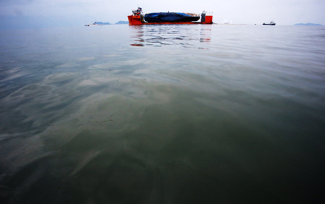 세월호 인양,  해수부의 목표는 뭔가
